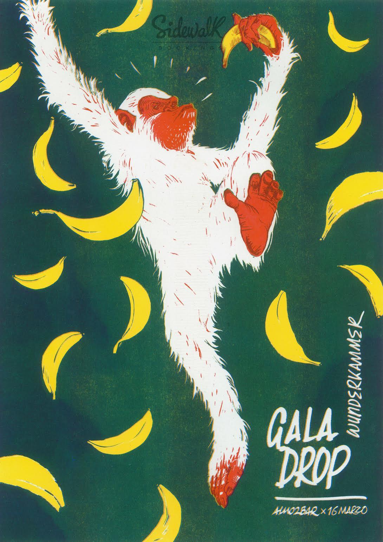gala drop poster
